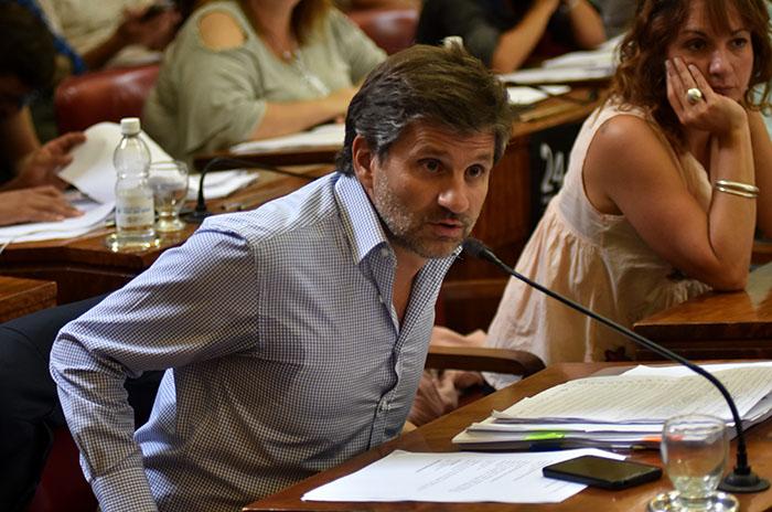"""""""El presupuesto provincial le debe mayor atención a Mar del Plata"""""""