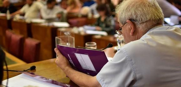 Suba del boleto: el Concejo le pasó la decisión a Arroyo