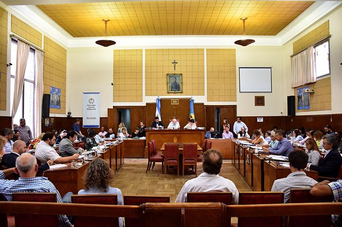 Tras dos meses, vuelve a sesionar el Concejo Deliberante