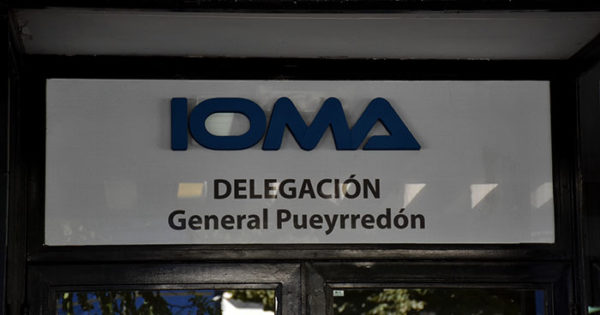 Sigue el conflicto en IOMA y los prestadores anuncian un paro