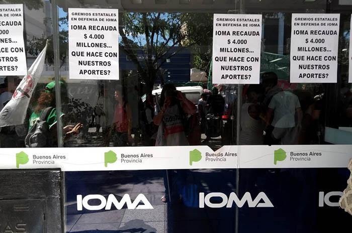 Centros de día y personas con discapacidad protestarán en IOMA