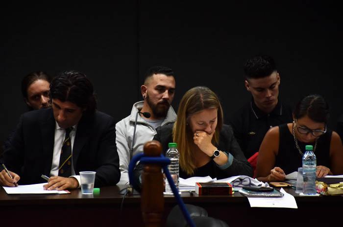 Ataques neonazis: qué dijeron los acusados en sus últimas palabras