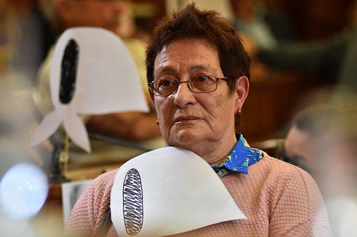 Ledda Barreiro y un mensaje claro de unidad a 42 años del golpe