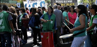 Gremios estatales se juntan para reforzar los reclamos salariales