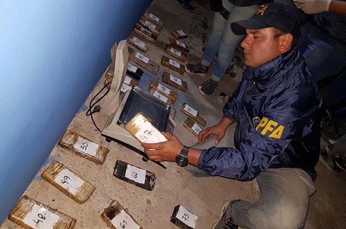 Operación Cato: procesan a ocho integrantes de banda narco