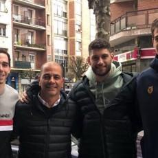 Básquet: cumbre entre Hernández y los marplatenses en España