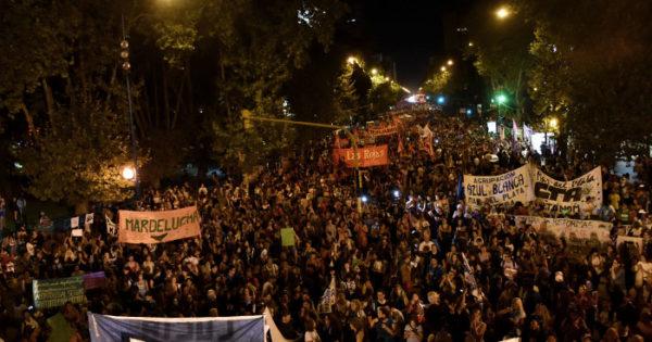 #8M: miles de mujeres en las calles, por los derechos de todas