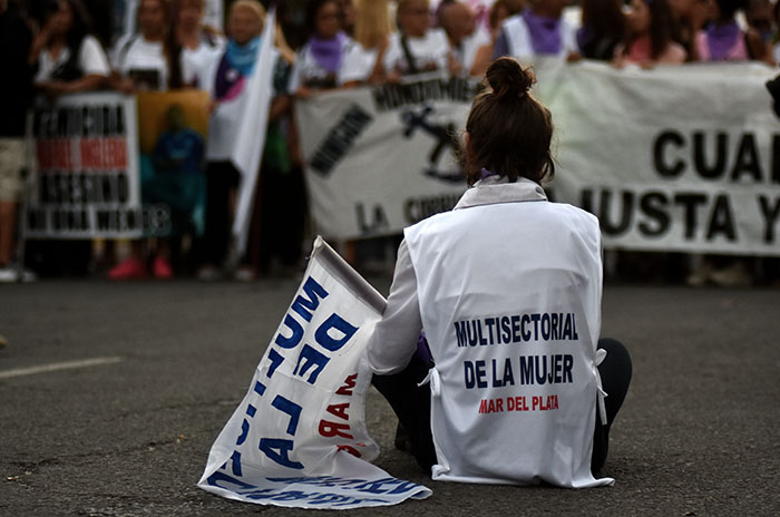 Multisectorial de la Mujer, 15 años de lucha y conquistas