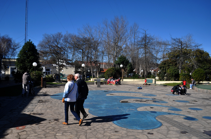 Espacio Clarín busca quedarse con la Plaza del Agua por 15 años