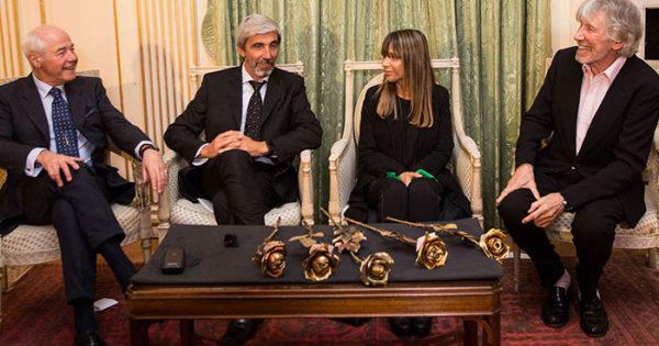 El HCD adhirió a la postulación de Julio Aro al Nobel de la Paz