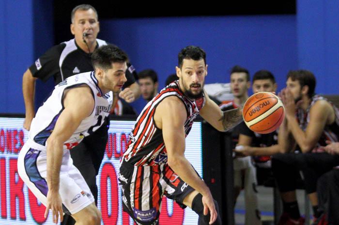 Quilmes le ganó a Bahía Basket y ratificó su recuperación