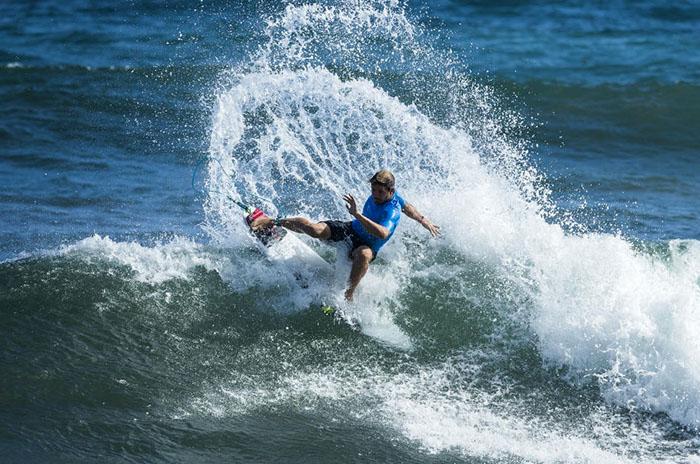 Surf: presencia marplatense en el Galicia Pro