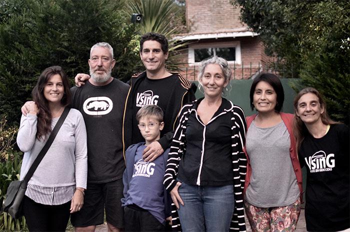 Vecinos sin Genocidas: resistir y organizarse para no olvidar
