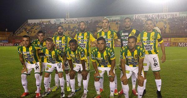 Aldosivi se trajo de Corrientes los tres puntos y el liderazgo
