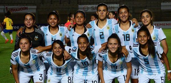 Fútbol Femenino: Pereira, titular en el comienzo del Sudamericano