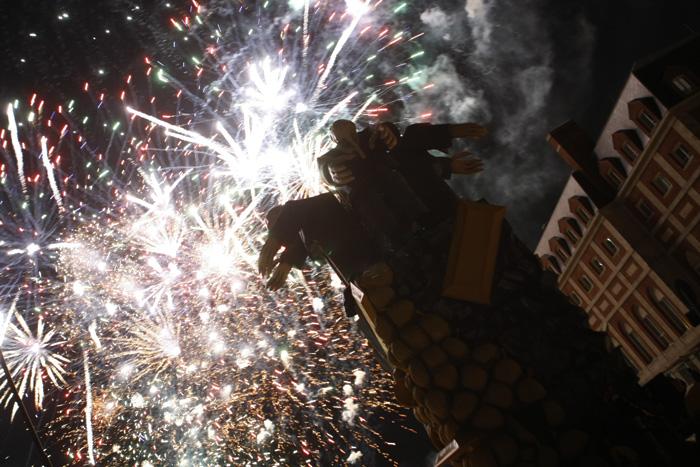 La Falla Valenciana, una tradición que se mantiene vigente
