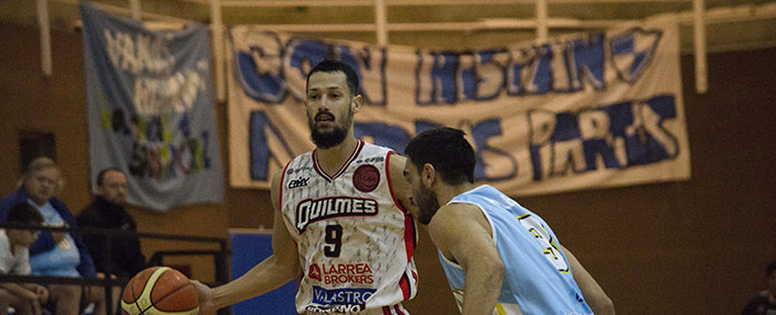 Un tercer cuarto fatal sentenció una nueva derrota de Quilmes