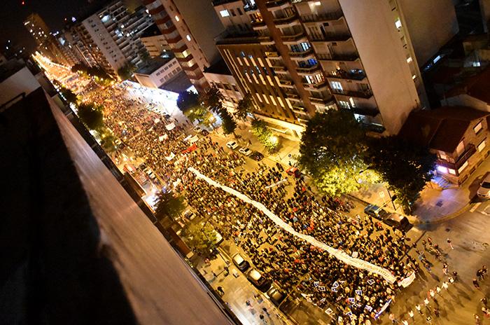 24M: una marea de 50.000 voces contra la impunidad