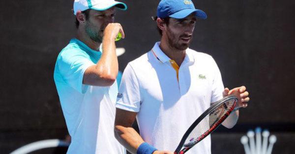 Indian Wells: Zeballos y Cuevas, rumbo a cuartos de final en dobles