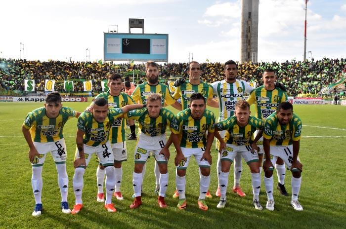 Aldosivi va por el ascenso ante Almagro