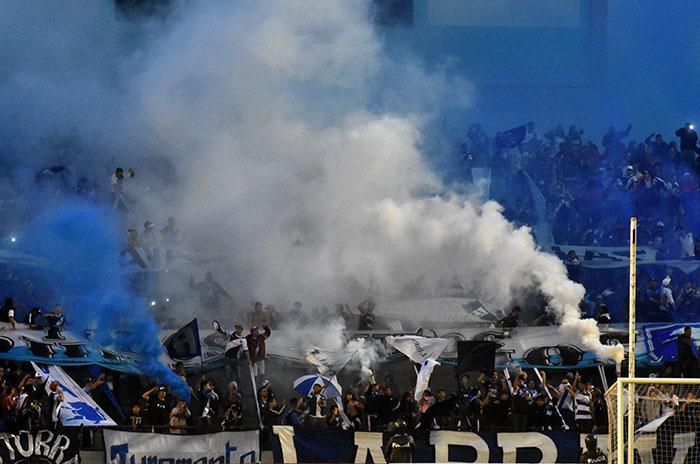 Alvarado juega un histórico partido ante Boca