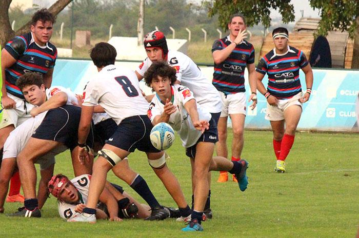 Rugby: Mar del Plata logró el tercer puesto en el nacional juvenil