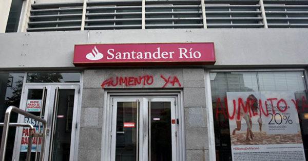 """Bancos: una presentación para denunciar el """"trato indigno"""""""