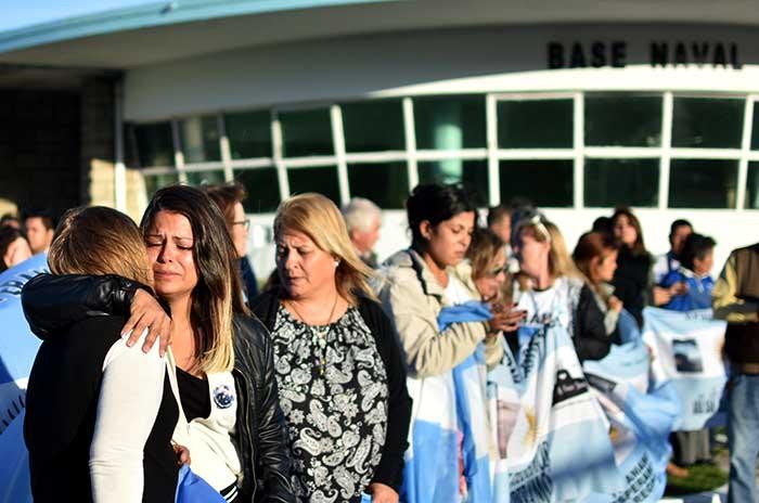 """Cinco meses sin el ARA San Juan: """"No paren con la búsqueda"""""""