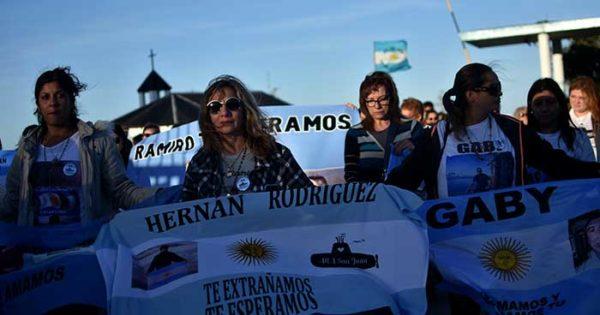 A seis meses sin el ARA San Juan, una nueva concentración