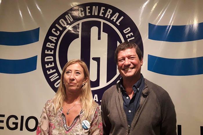 Guglielmotti es el nuevo titular de la CGT con el apoyo de 60 gremios