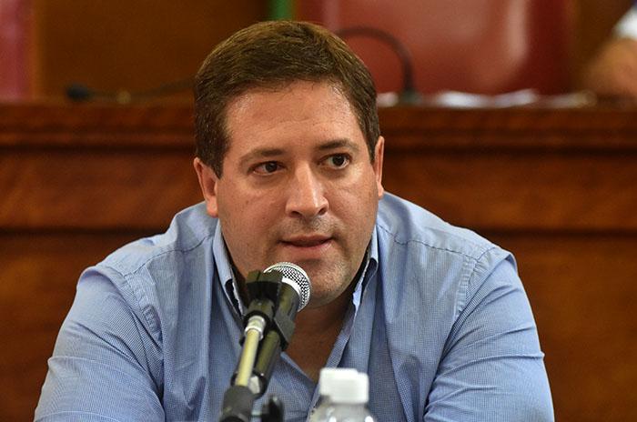 Mourelle defendió la suba de tasas y apuntó a concejales oficialistas