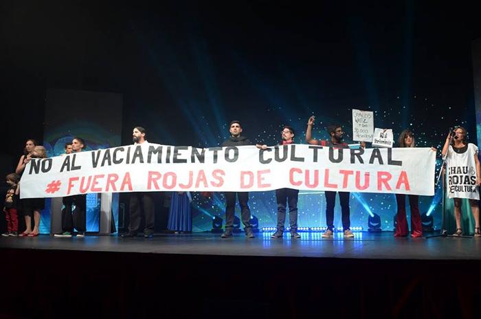 """#FueraRojas: el grito que """"resultó y dio revancha"""" a la cultura"""