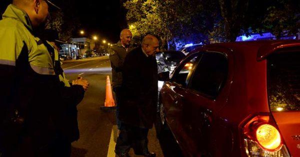 """Arroyo y los operativos nocturnos: """"Estamos ocupándonos"""""""