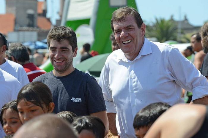 Con la presencia de Montenegro, el PRO lanza la Fundación Pensar en la ciudad