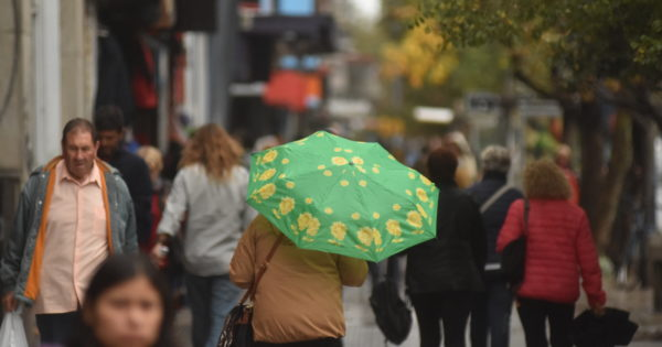 Continúa el alerta y se esperan tormentas y lluvias intensas