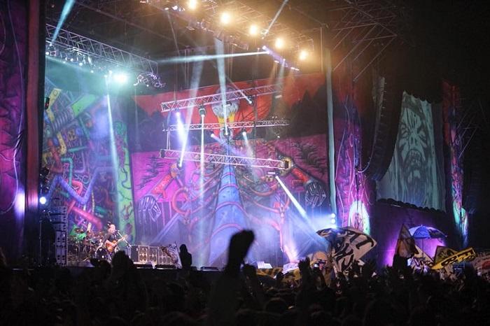 La Renga en San Luis: 35.000 almas y una fiesta del rock sin incidentes