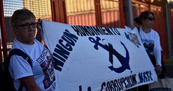 Puerto: pese a los reclamos, diputados suspendieron la sesión