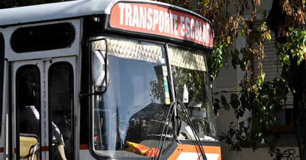 """Se licitó el transporte, paso clave para """"ordenar"""" el Consejo Escolar"""