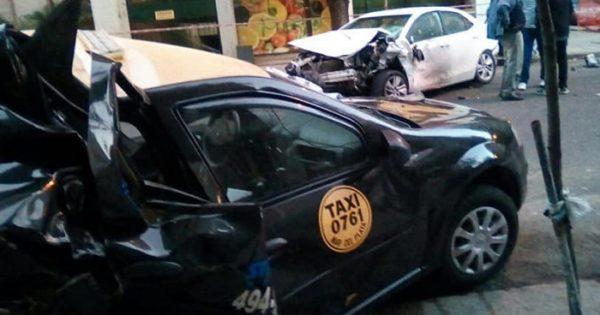 El joven que causó la muerte del taxista se negó a declarar