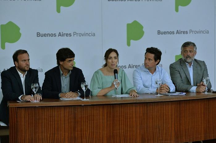 Vidal acordó salarios con estatales y dará un adelanto a los docentes