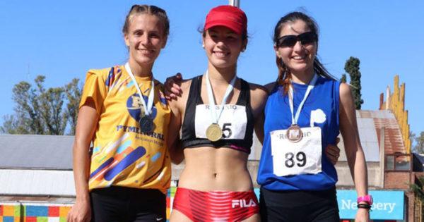 Atletismo: importante cierre marplatense en el Nacional de Mayores