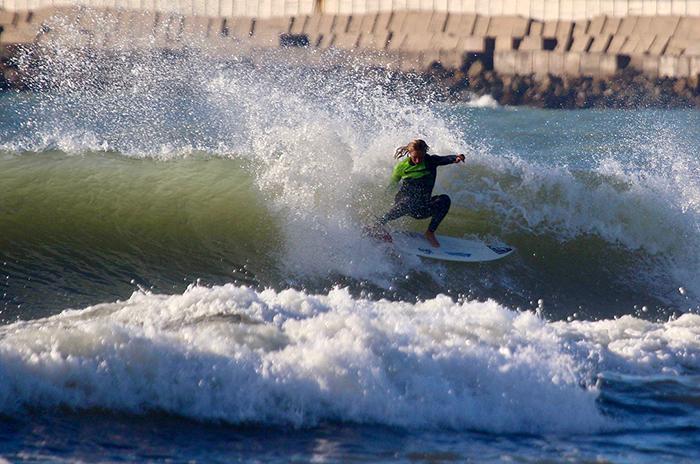 El Argentina Surf Tour entra en la recta final