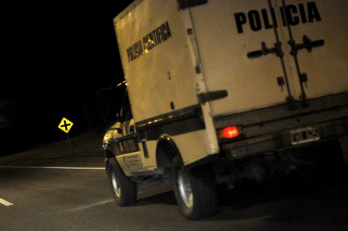 Murió una mujer al ser atropellada en la Ruta 226