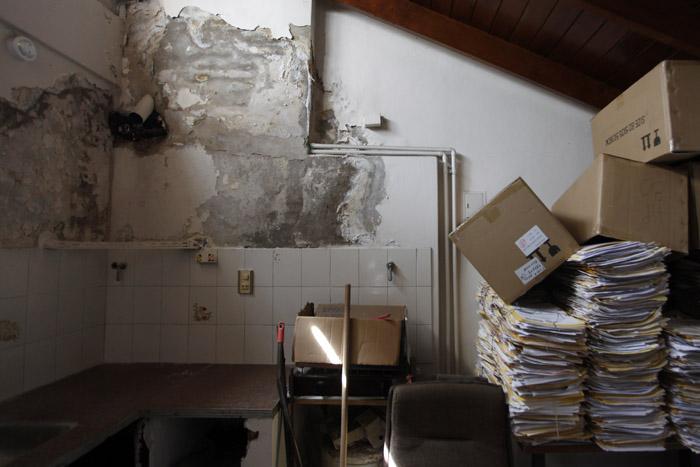 """Justicia: """"Es inviable la reforma sin edificios en condiciones"""""""