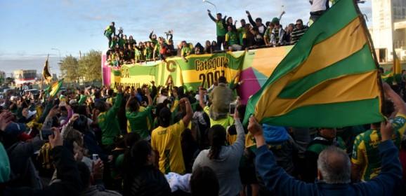 Se sorteó la Superliga: Aldosivi debuta ante Unión