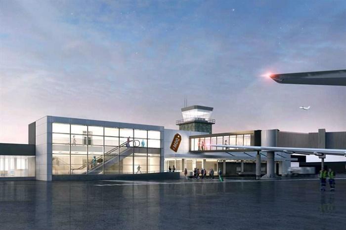 Continúan las obras de renovación en el aeropuerto de Mar del Plata