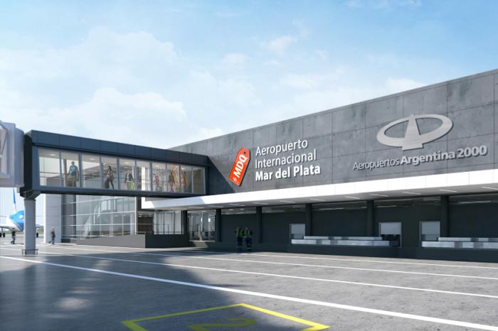 Prorrogan la licitación de las obras de remodelación del aeropuerto