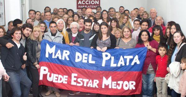 Martín Aiello es el nuevo presidente de Acción Marplatense