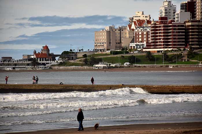 Bajas reservas en Mar del Plata para el fin de semana largo