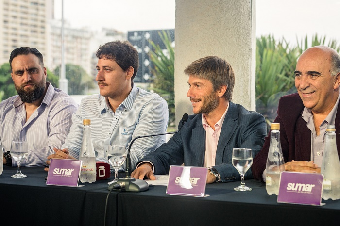 """Bonifatti dejó Acción Marplatense y lanzó """"Sumar"""""""